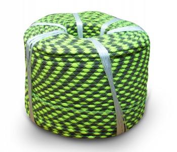 Веревка плетеная полиамидная